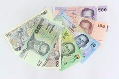 Тайские деньги Стоковые Фото