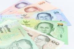 Тайские деньги Стоковое фото RF