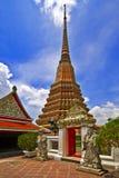 Тайские здания в Wat Pho Стоковое Изображение RF