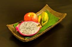 Тайские плодоовощи Стоковые Фото