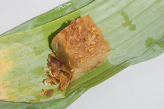 Тайские торты риса десерта стоковые изображения rf