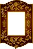 Тайский антиквариат картины Стоковая Фотография RF