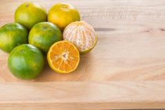 Тайский апельсин Стоковые Фото