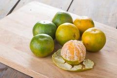Тайский апельсин Стоковые Фотографии RF