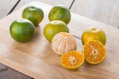 Тайский апельсин Стоковая Фотография