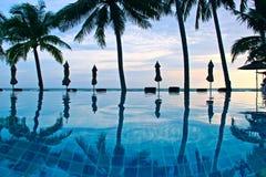 Тайский бассейн Стоковая Фотография RF