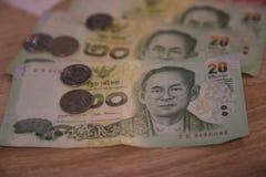 Тайский бат Стоковая Фотография RF