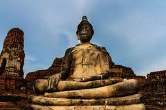Тайский Будда стоковое изображение
