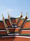 Тайский висок Стоковое Изображение RF