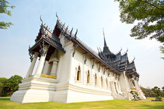 Тайский висок Стоковое фото RF