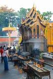 Тайский висок Стоковая Фотография RF