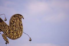 Тайский висок kanok Стоковые Фотографии RF