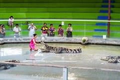 Тайский восточный парк Паттайя Стоковая Фотография RF
