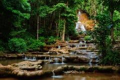 Тайский водопад Стоковые Фото
