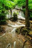 Тайский водопад Стоковая Фотография