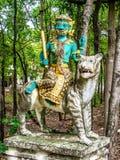 Тайский год зодиака Стоковое Фото
