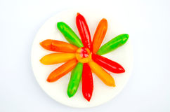 Тайский десерт Стоковое Фото