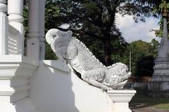 Тайский дракон виска Стоковые Изображения RF