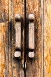 Тайский деревянный стиль стоковые изображения rf