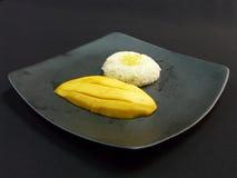 Тайский десерт еды, muang мам niaow khao Стоковые Изображения