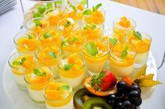 Тайский десерт Стоковые Фото