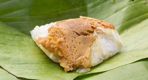 Тайский десерт Стоковое Изображение
