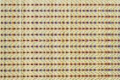 Тайский желтый цвет циновки Стоковые Фото