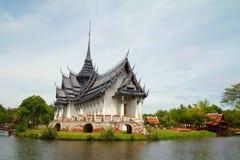 Тайский замок 02 Стоковые Изображения