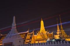 Тайский королевский висок Стоковые Фото