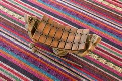 Тайский ксилофон стоковые фотографии rf