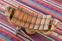Тайский ксилофон стоковая фотография rf