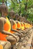 Тайский монах 01 Стоковые Фото