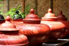 Тайский опарник воды Стоковая Фотография RF