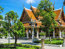 Тайский павильон стиля Стоковая Фотография