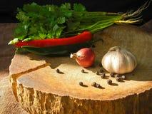 Тайский пищевой ингредиент Стоковое Изображение