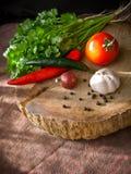 Тайский пищевой ингредиент Стоковая Фотография