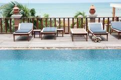 Тайский плавательный бассеин типа Стоковое Фото