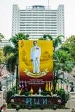 Тайский протестующий против правительства Стоковые Изображения