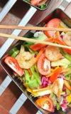 Тайский пряный салат Стоковые Фотографии RF