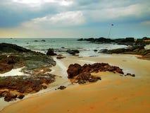 Тайский пляж Стоковые Фотографии RF