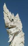 Тайский дракон стиля Стоковое фото RF