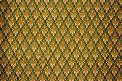 Тайский родной шелк Стоковое Изображение RF