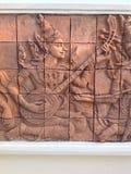 Тайский сброс ангела Стоковое Фото