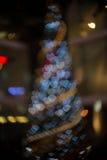 Тайский свет флага в концерте Стоковая Фотография RF