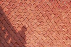 Тайский стиль крыши Стоковое фото RF