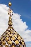 Тайский стиль Lanna Стоковые Изображения RF