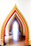 Тайский тоннель традиции Стоковая Фотография