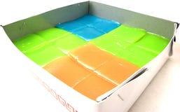Тайский торт слоя Стоковая Фотография