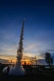 Тайский фестиваль ракеты Стоковое Изображение RF