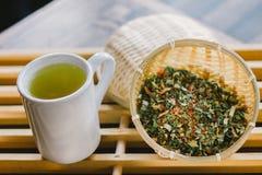 Тайский чай natura травы Стоковые Фото